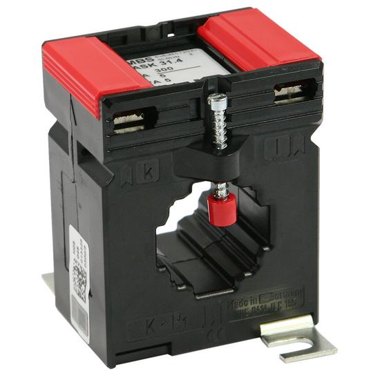 MBS Aufsteck Stromwandler ASK 31.3 150//1A VA 2,5 Kl 1